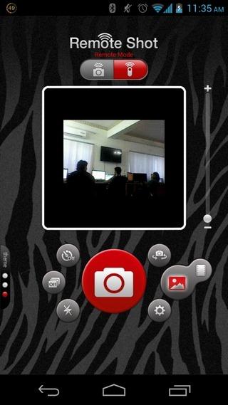 Remote-Shot-Android-Views