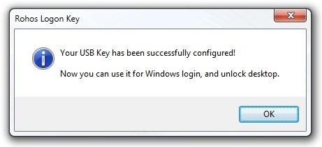 Rohos Logon Key_Key set