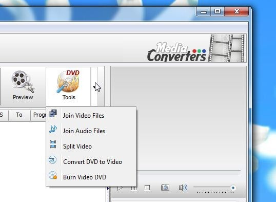 Video to Video Converter_More Options