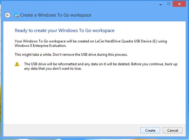 Windows to go 4