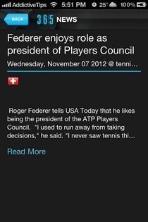 365Scores iOS News