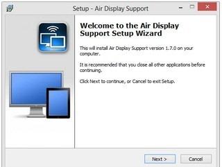 Air Display Desktop
