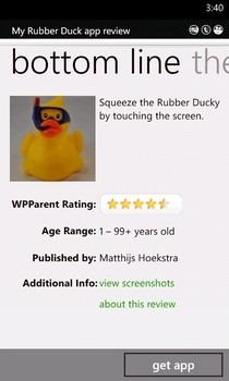 App Discovery WP Parent App