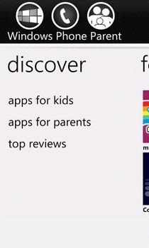 App Discovery WP Parent Discover