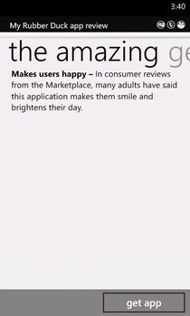 App Discovery WP Parent Positive Review