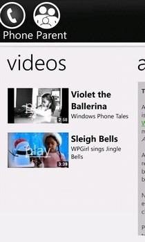App Discovery WP Parent Videos