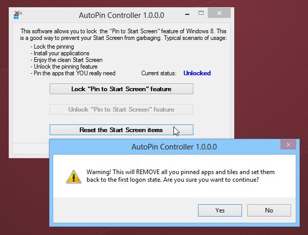 AutoPin Controller 3