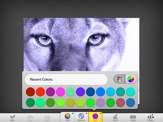 ColorStrokes HD Colors