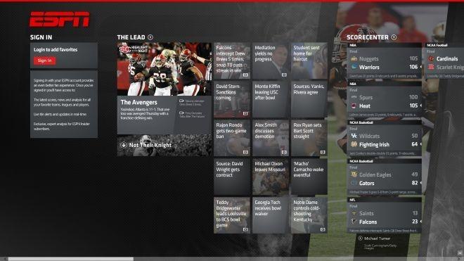 ESPN Main
