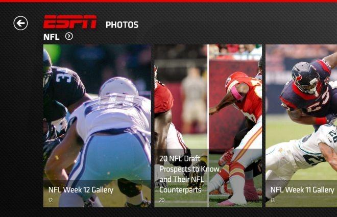 ESPN Photos