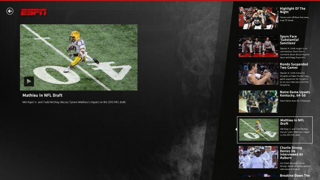 ESPN Videos