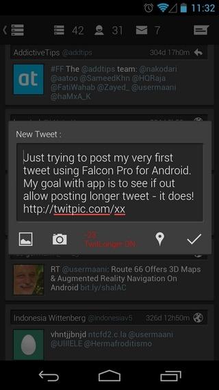 Falcon-Pro-Beta-Android-Tweet