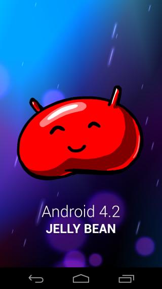 Galaxy Nexus Android 4.2 Jelly Bean