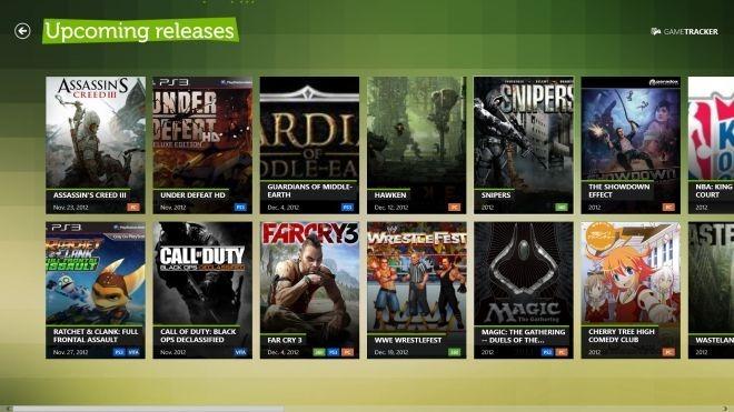 GameTracker Category