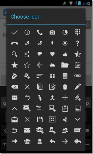 Lotify-Android-Icons