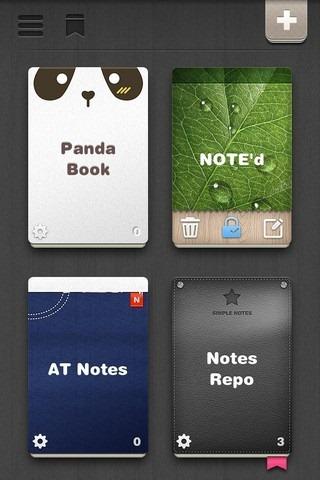NOTE'd iOS Books