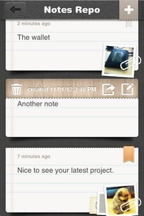 NOTE'd iOS Notes