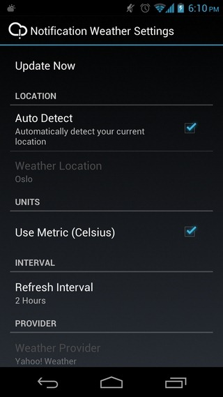 Notification-Weather-Android-Settings