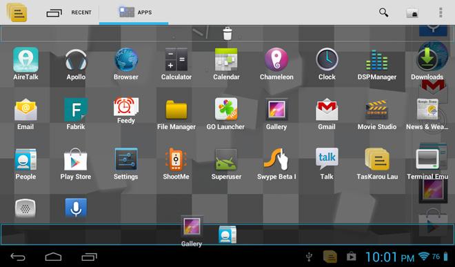 Taskarou-Launcher-Quick-App-Drawer