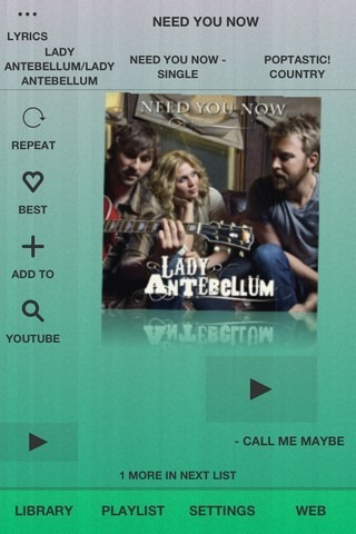 Tunebooth iOS Player