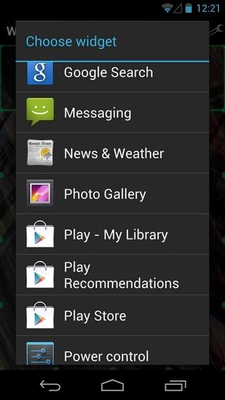 Widget-Lock-Android-Widgets