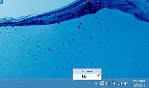 Windows 8 Mouse Unsticky_System Tray