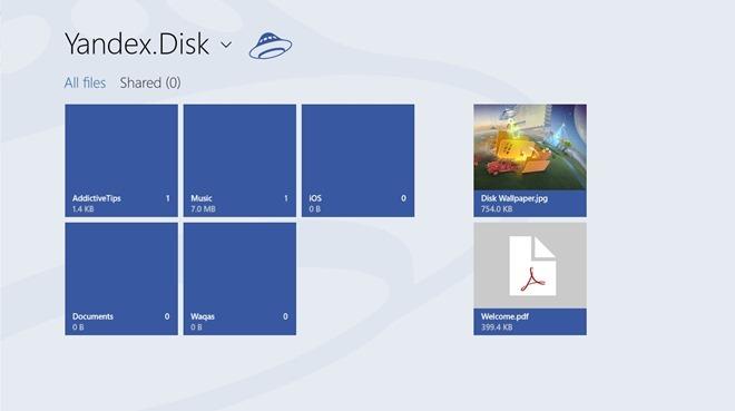Yandex.Disk_Windows 8