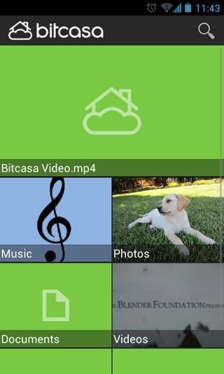 Bitcasa-Android-Home