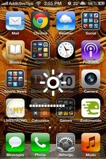 BrightVol iOS Brightness