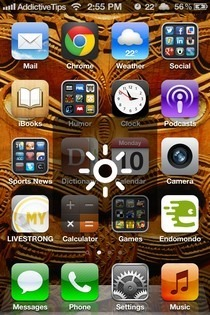 BrightVol iOS Gesture
