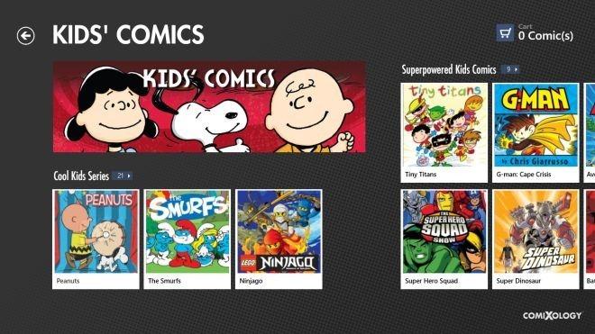 Comics Kids Comics