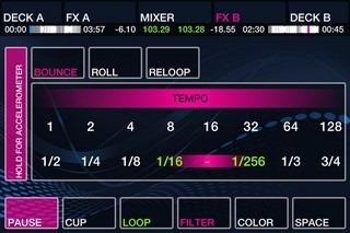 DJ Player iPhone FX