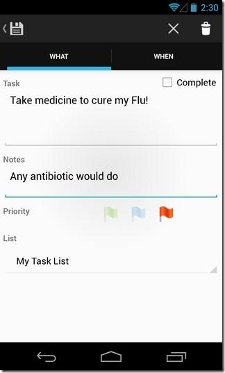 EasyTodo-Android-Task