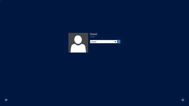 Logon Screen Capture