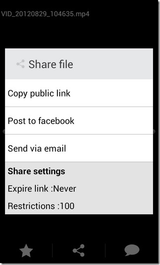 Norton-Zone-Cloud-Sharing-Android-Share