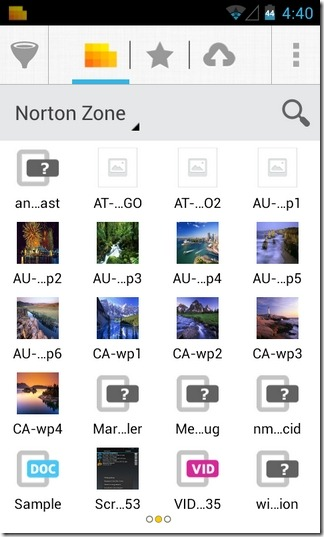 Norton-Zone-Cloud-Sharing-Android-View2