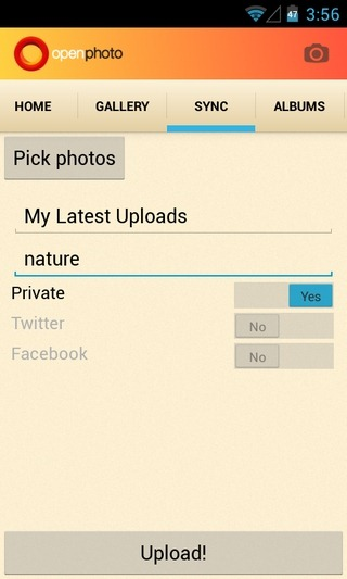 OpenPhoto-Android-New