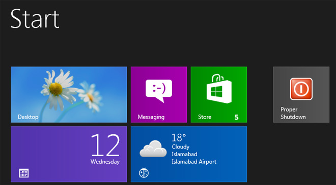 Proper-Shutdown-tile-Start-screen