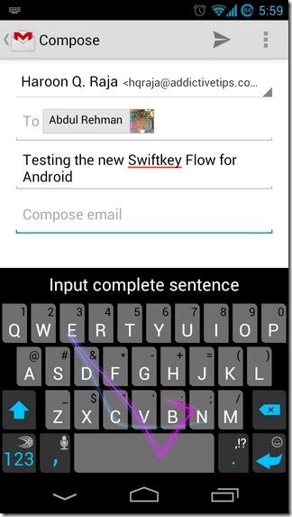 SwiftKey-Beta-Android-Keyboard