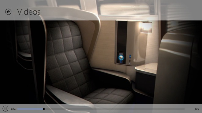 The British Airways Inspiration App_Video