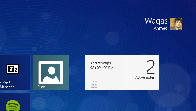 ActiveNote_Start Screen