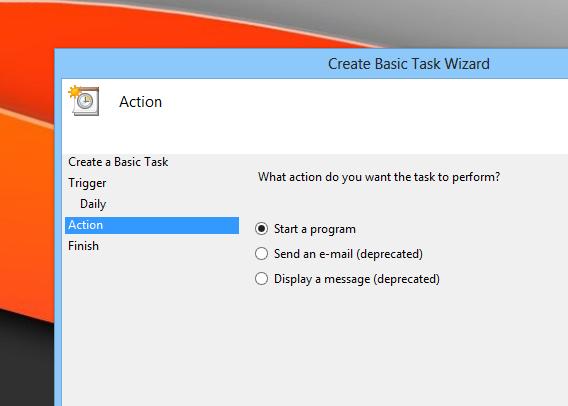 Automatically Wake Up PC From Sleep_Step 6