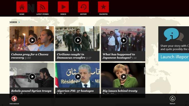 CNN_Windows 8_App Bar