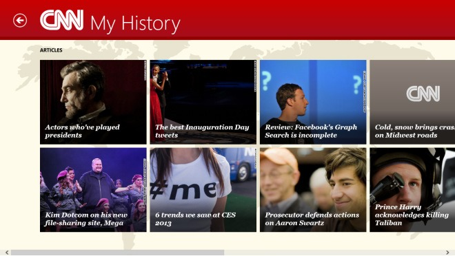 CNN_Windows 8_History