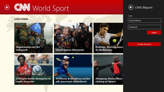 CNN_Windows 8_iReport