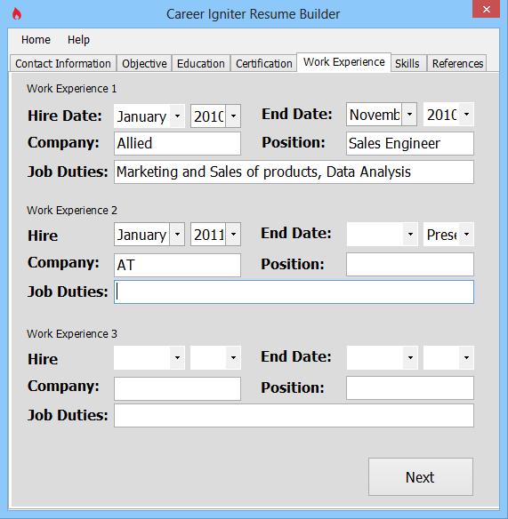 Career-Igniter-Resume-Builder_Work-Experience.png