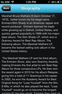 Listn iOS Bio