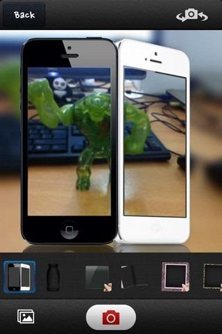 PIP Camera iOS