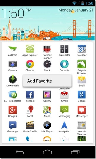 SF-Launcher-Android-App-Drawer