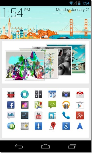 SF-Launcher-Android-Home
